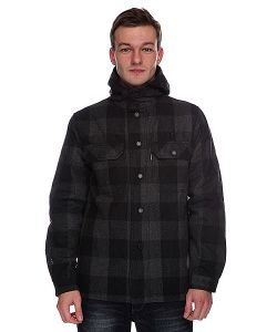 Zoo York | Куртка Зимняя The Blauzes Blk Plaid