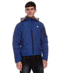 Think Pink | Куртка Inner Collar True Blue