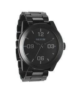Nixon   Часы Corporal Ss All Black