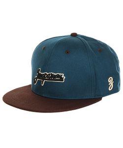 Запорожец | Бейсболка С Прямым Козырьком Logo Dark