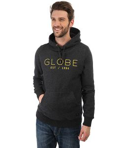 Globe | Толстовка Кенгуру Mod Hoodie Ii Dark Charcoal Marle