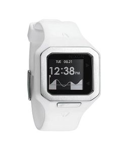 Nixon | Часы The Supertide White