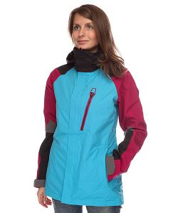 Burton | Куртка Женская Altitude Jacket Cirrus Colorblock