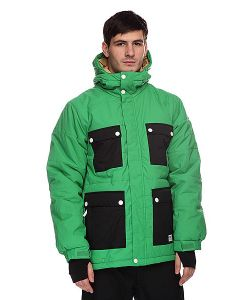 Colour Wear   Куртка Switch Jacket Key Green