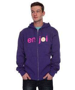 Enjoi | Толстовка Boobie Hood Purple