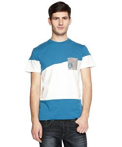 Picture Organic | Футболка Oxford Men Tee Blue Petrol