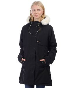Куртка парка женская Billabong Dream Mountain Off Black