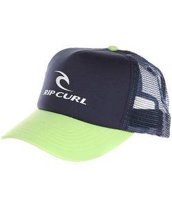 Rip Curl | Бейсболка С Сеткой Rc Corporate Trucker Lime