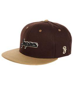 Запорожец | Бейсболка С Прямым Козырьком Logo