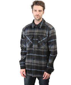 Anteater | Рубашка Утепленная Shirt-Check