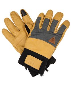 Quiksilver | Перчатки Squad Glove Mustard