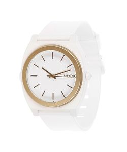 Nixon | Часы The Time Teller P White Gold Ano
