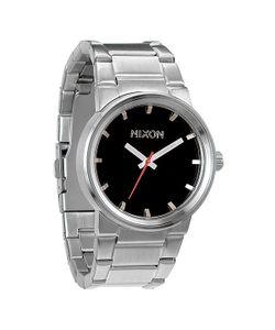Nixon | Часы Cannon Black