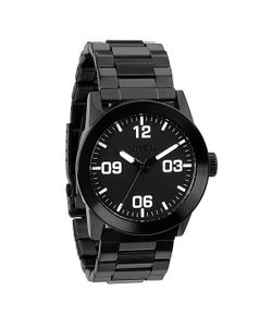 Nixon | Часы Private Ss All Black