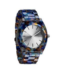 Nixon | Часы Time Teller Acetate Watercolor Acetate