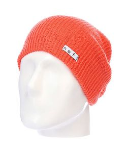Neff | Шапка Daily Neon Coral