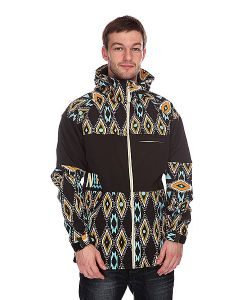 Neff | Куртка Tribal Softshell Black