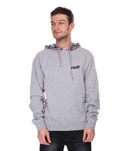 Neff | Толстовка Furyous Anthracite Grey