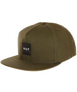 Huf | Бейсболка С Прямым Козырьком Star Box Logo