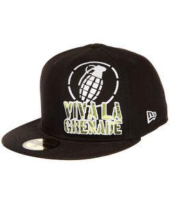 Grenade | Бейсболка С Прямым Козырьком Viva La Big Crop