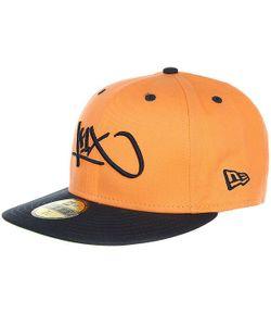 K1X   Бейсболка С Прямым Козырьком Tag Logo 59/50 Light
