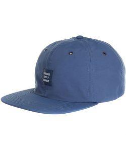 Herschel Supply Co. | Бейсболка С Прямым Козырьком Albert Navy