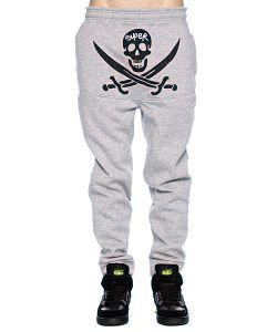 Super | Штаны Унисекс Pirate Grey