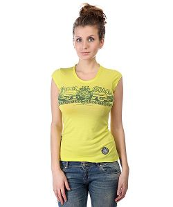 A-One | Футболка Женская Power Chicks Green