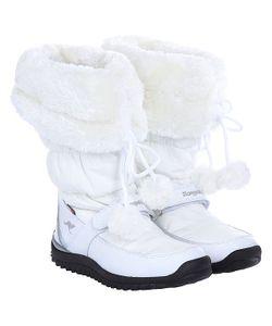 KangaROOS | Сапоги Зимние Женские Puffy White/White