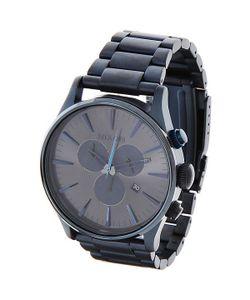 Nixon | Часы Sentry Chrono Deep Blue