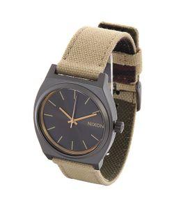 Nixon   Часы Time Teller Khaki/Camo
