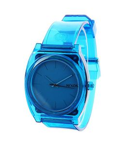 Nixon | Часы Time Teller P Translucent Blue