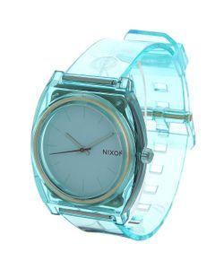 Nixon | Часы Time Teller P Translucent Mint