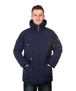 Nootknoot | Куртка Парка Nootk Parka Dark Blue