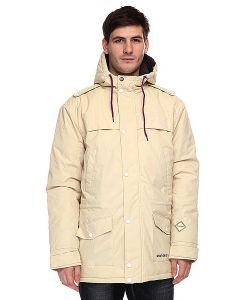 Truespin   Куртка Парка Fishtail Beige