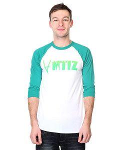 Antiz | Лонгслив Raglan Team Green