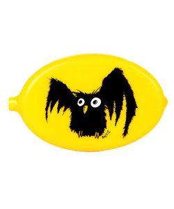 Antiz | Монетница Owl Yellow