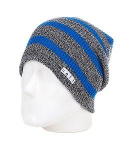 Neff | Шапка Носок Daily Stripe Grey/Blue