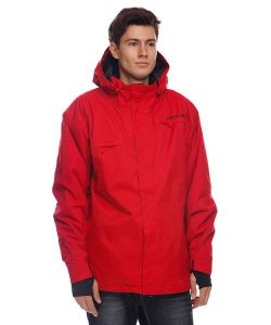 Santa Cruz | Куртка Paradox Rich Red