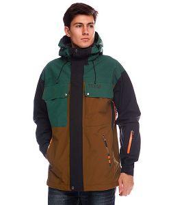 Trew | Куртка The Bellows Camo