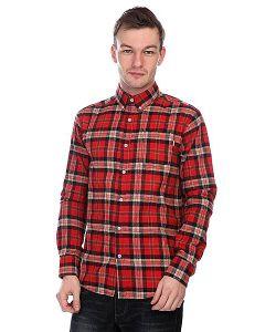 Nootknoot | Рубашка В Клетку Nootk Flannel Shirt Red