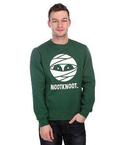 Nootknoot | Толстовка Mummy Logo Sweat Virdis