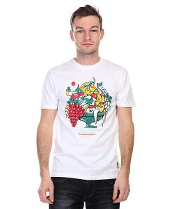 Nootknoot | Футболка Fruit Of The Tee Bright White