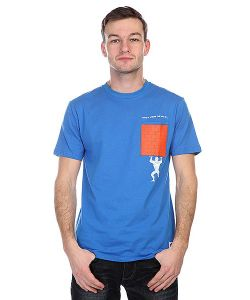 Nootknoot | Футболка Pocket Wall Tee French Blue
