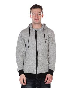 Fallen | Толстовка Sanction Zip Hood Speckle Grey