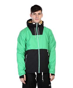 Colour Wear | Куртка Block Jacket Key Green