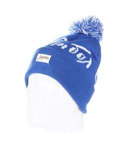 Запорожец | Шапка С Помпоном Football Beanies Blue