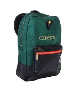 Cayler & Sons | Рюкзак Crooklyn Uptown Backpack Green/Black/Red