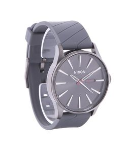 Nixon | Часы Sentry Gunmetal Straight Line