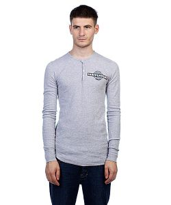 Independent | Лонгслив 78 B/C Chest Thermal Heather Grey